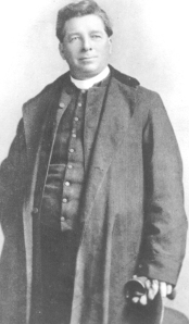 Portrait of Fr. Alfred Burke (Catholic Missions of Canada)