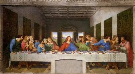 Last-Supper-Da-Vinci-1495